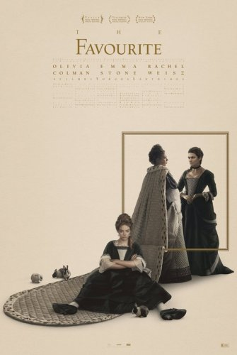 The Favourite at Howden Cinema: Friday 14th June | 7.30pm | 201906141930: Admission