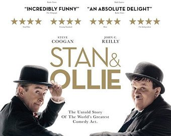 Stan and Ollie at Howden Cinema: Friday 12th July | 7.30pm | 201907121930: Admission