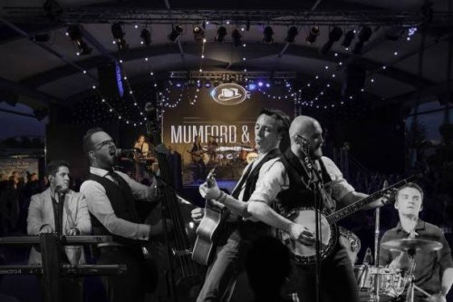 The Mumford & Sons Experience: Saturday 25th April | 8.00pm | 202004252000: Under 16