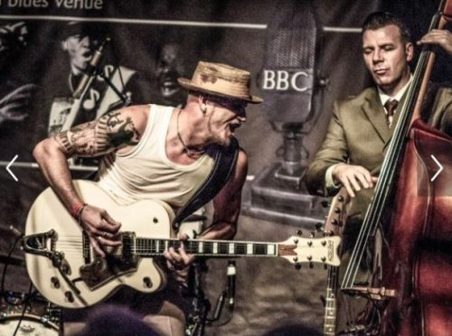 The Revolutionaires: Saturday 9th May | 8.00pm | 202005092000: Under 16