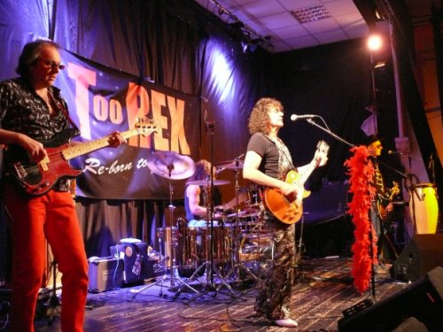 Too Rex hosted by Howden Live: Saturday 16th Feb | 8.00pm | 201902162000: Under 16